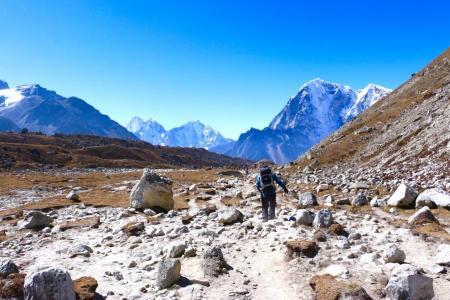 エベレストベースキャンプトレッキングのベストシーズン