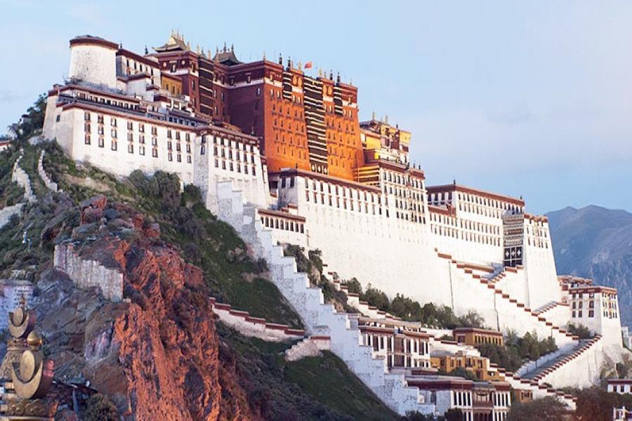 ネパールチベットツアー 7泊8日