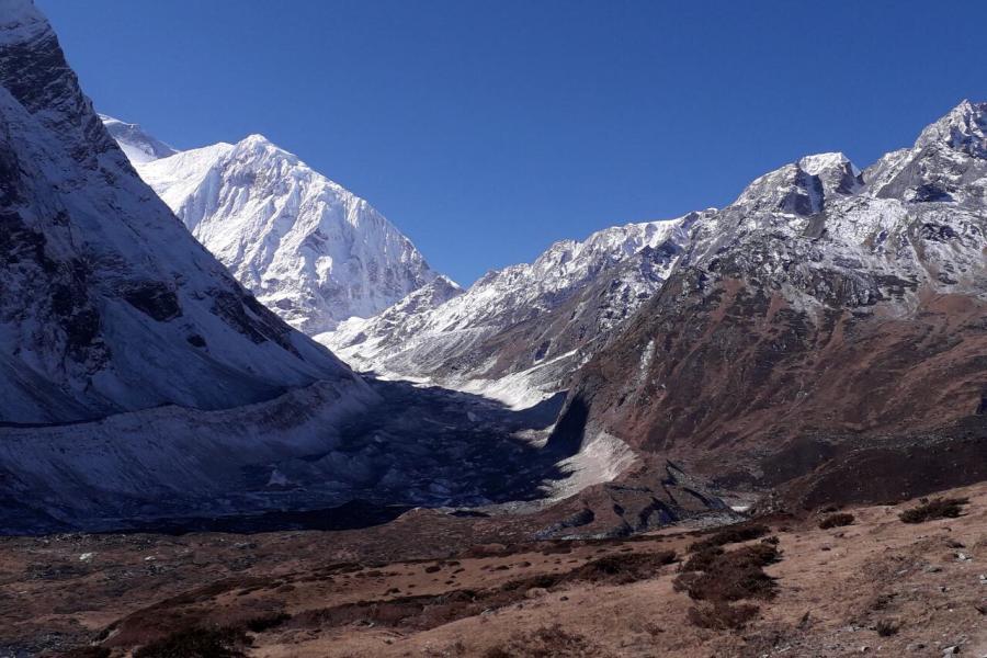 ネパールヘランブートレッキング