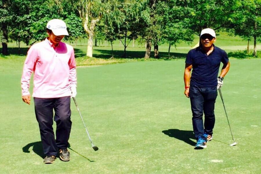 ネパールゴルフツアー