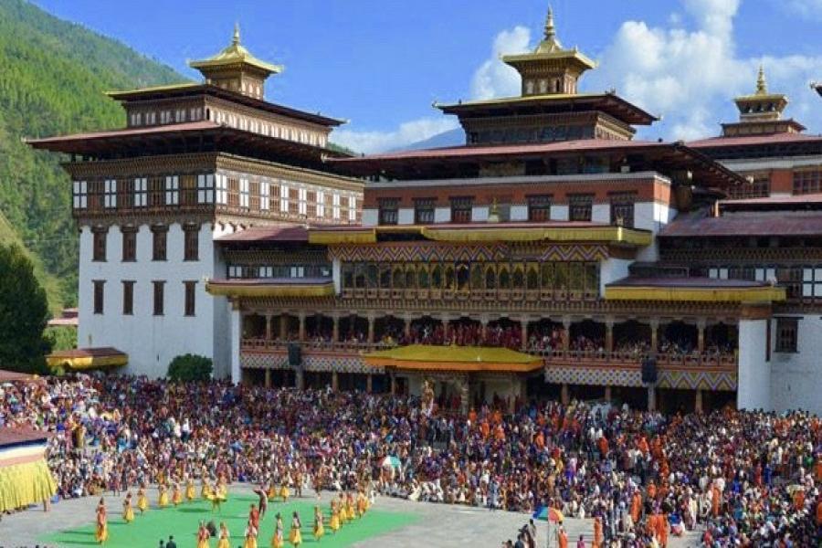 ネパールブータンターキン祭りツアー