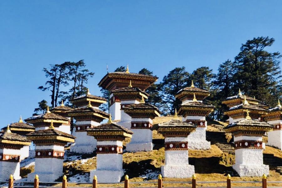 ネパールブータンツアー5泊6日