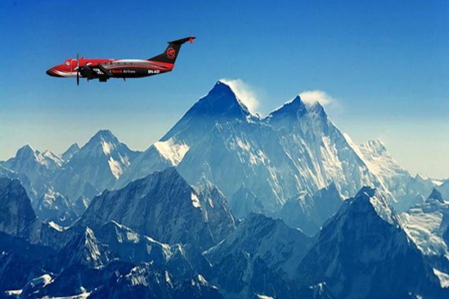 エベレストマウンテンフライト (遊覧飛行機)