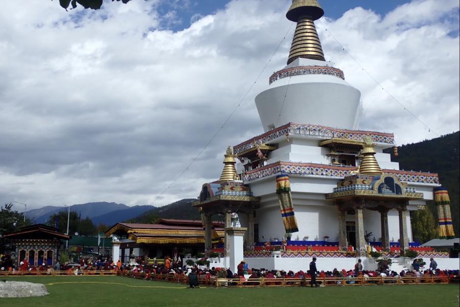 ネパールブータンツアー4泊5日