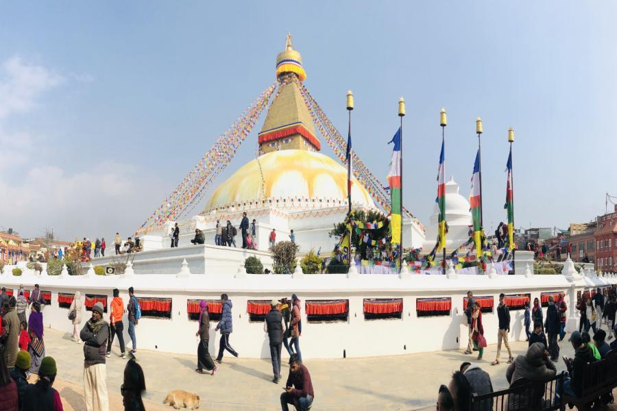 ネパールカトマンズ観光ツアー