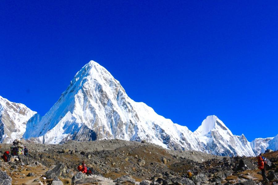 エベレストベースキャンプスピードトレッキング 10日間