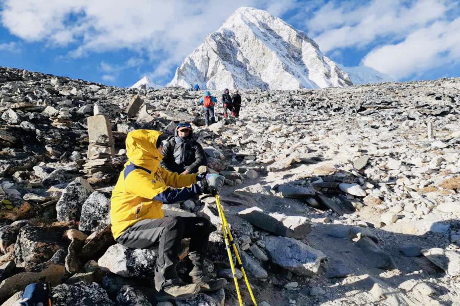 エベレスト トレッキング 12日間