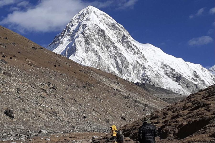 エベレストベースキャンプトレッキング11日間