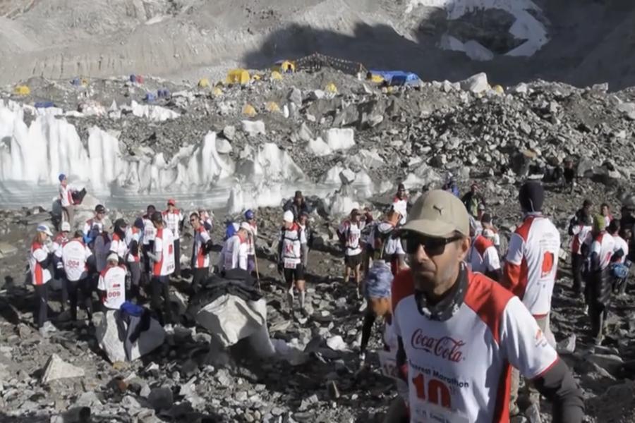 エベレストマラソントレッキング12日間