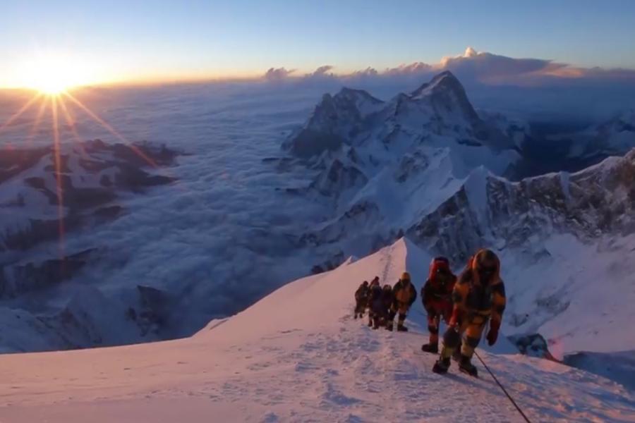 エベレスト エクスペディション ネパール