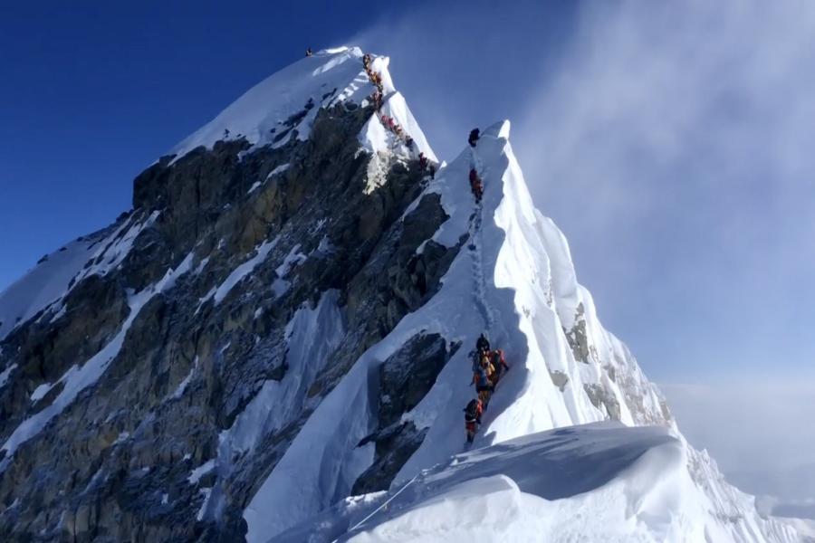 エベレストエクスペディションネパール