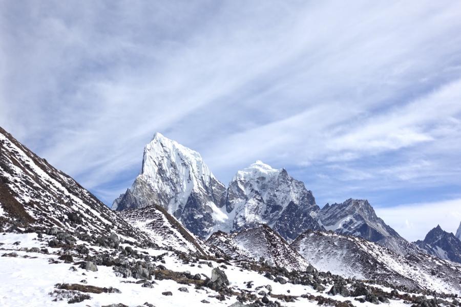 エベレストチョラパストレッキング16日間