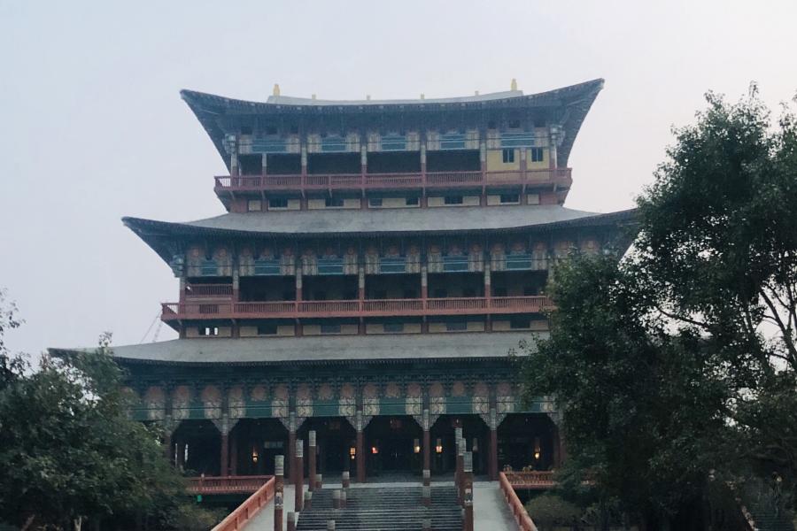 ネパールルンビニツアー2泊3日